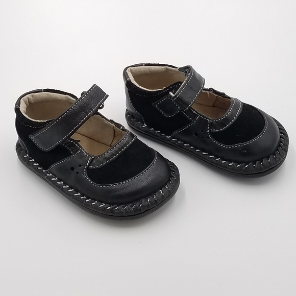 Black Mary Jane Sandals 4t | Poshmark